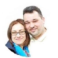 Олексій та Олена Травнікови