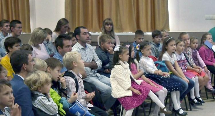 Проповідь для дітей