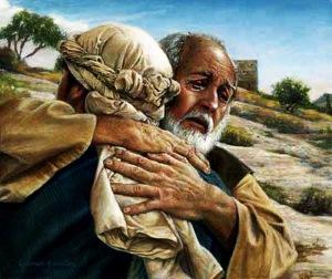 Історія люблячого батька